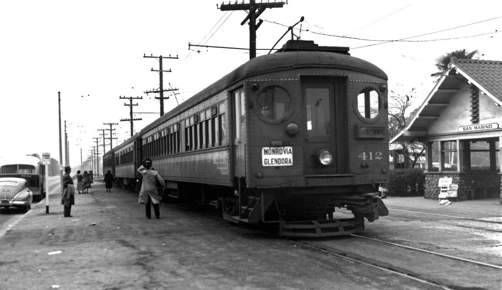 Pacific Electric Railway Historical Society, Mount Lowe Preservation Society Inc. Collection, Jack Finn Print Collection, Craig Rasmussen Collection