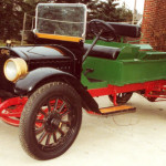 1918 GMC Model 16 restored, image courtesy of Larry Schramm from the Antique Automobile Club of America