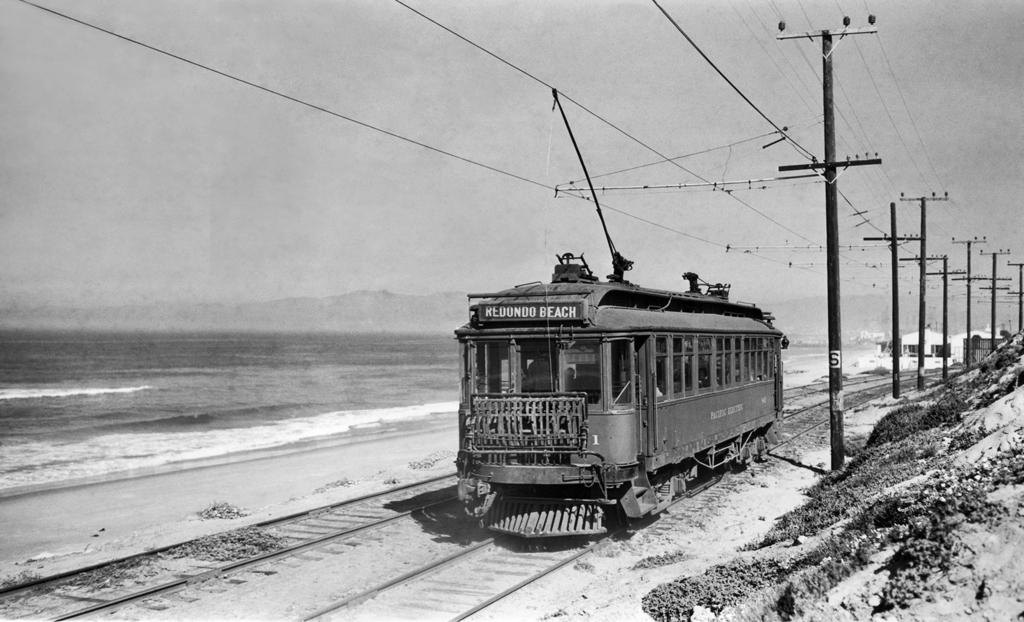Charles D. Savage Photo, Donald Duke Collection, Pacific Electric Railway Historical Society Collection