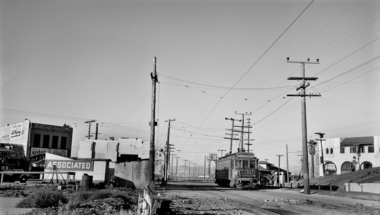 Rumbling Through Playa Del Rey | Pacific Electric Railway ...