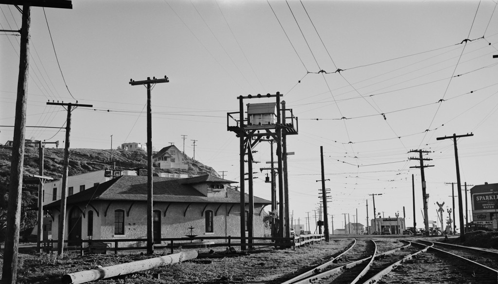 Ralph Melching Photo, Pacific Railroad Society Collection