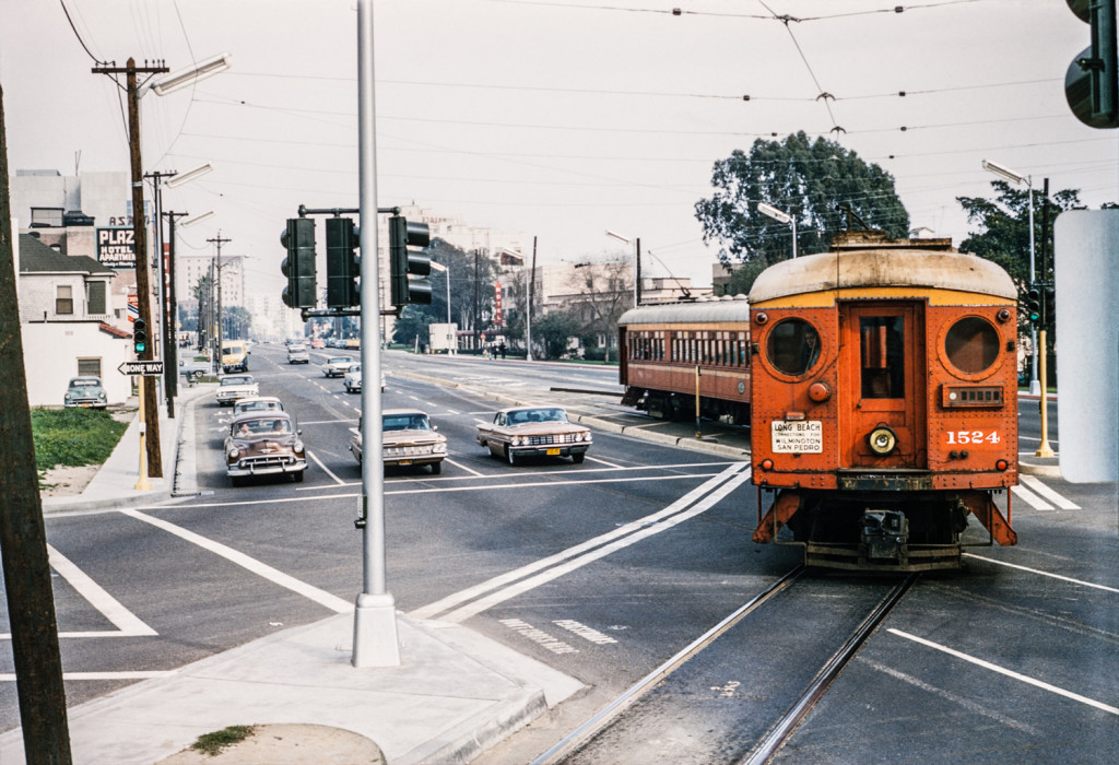 Bruce Ward Image, Pacific Electric Railway Historical Society Collection