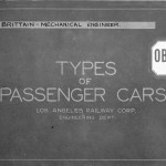 LARY Types of Passenger Cars Cover, Alan Weeks Collection