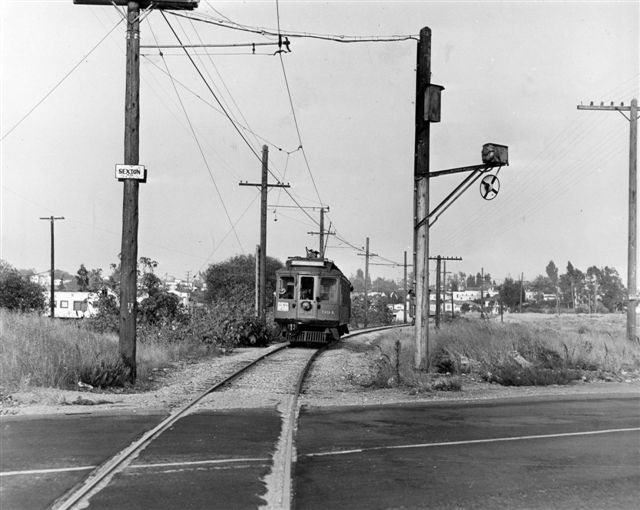 Pacific Electric S Santa Monica Air Line From Toonerville Trolley To Metro Rail
