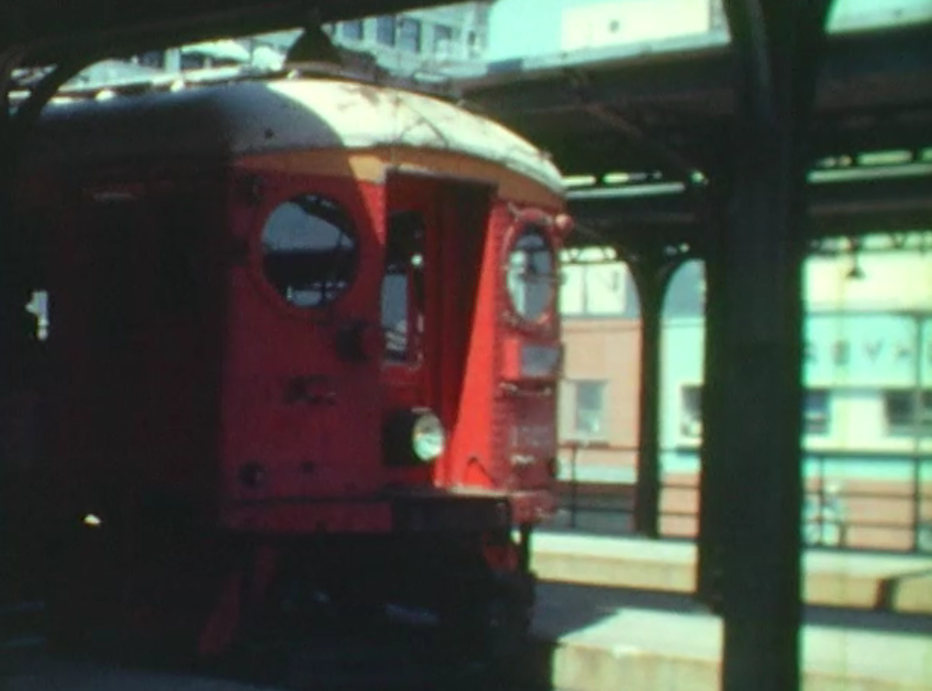 Video: 8mm Film of Southern District - Pacific Electric