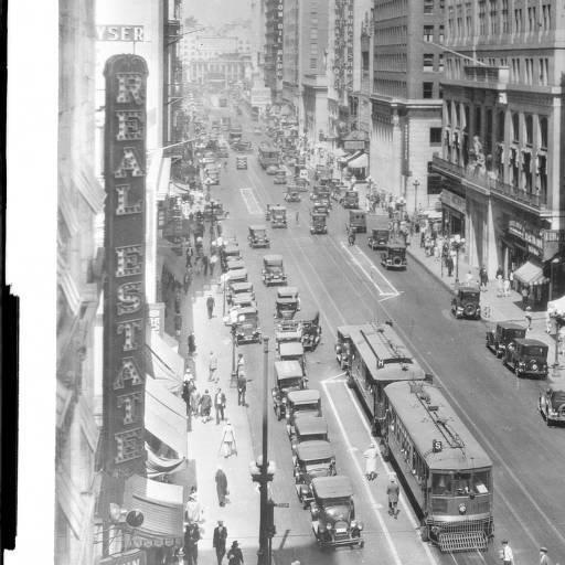 lary-cars-at-7th-hill-streets-1928