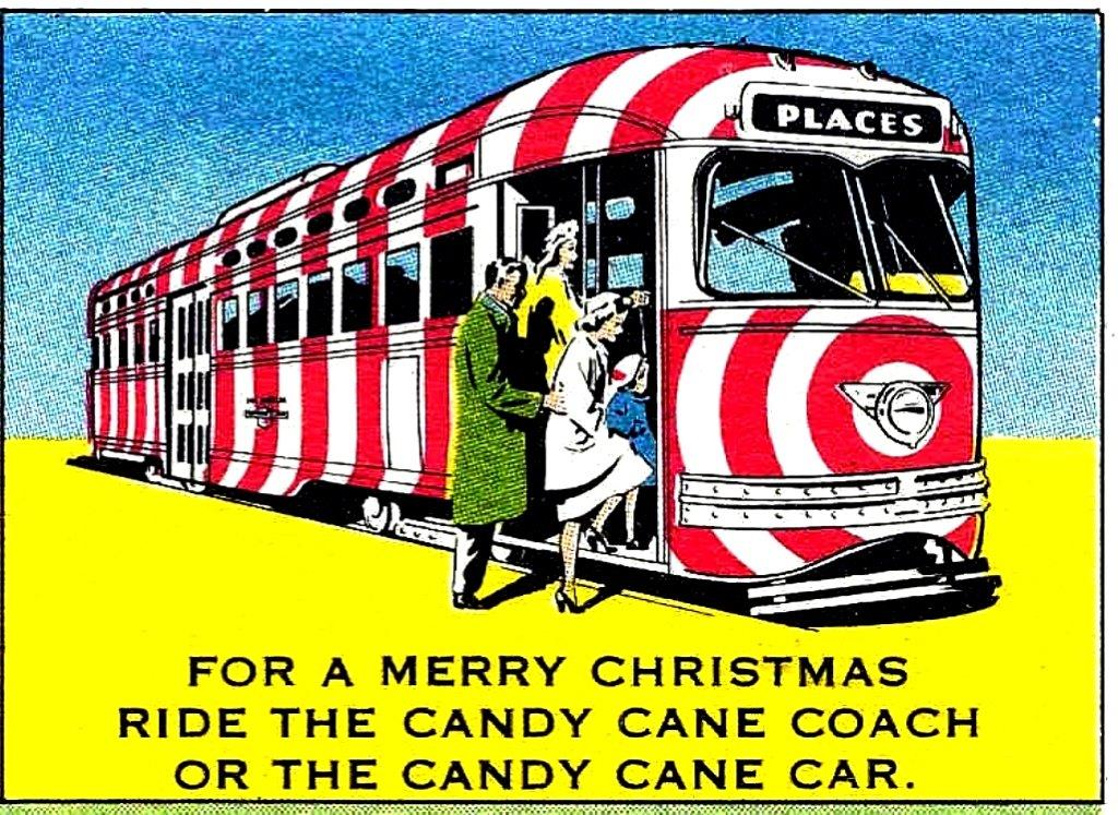 Candy Cane PCC 1953