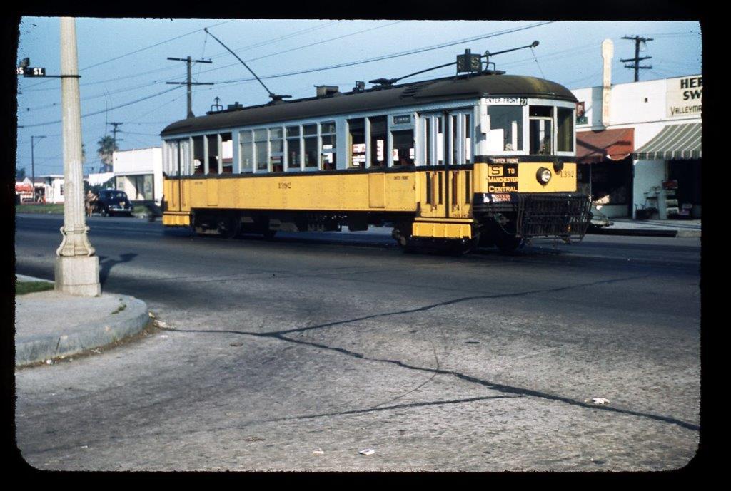 LATL 1392 on the S Line