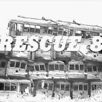 Title sequence from the 1950 TV series Rescue 8