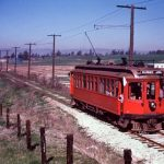 Pacific Electric no. 969 on the Inglewood Line