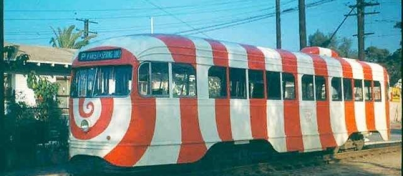 LATL 3010 on the P Line.